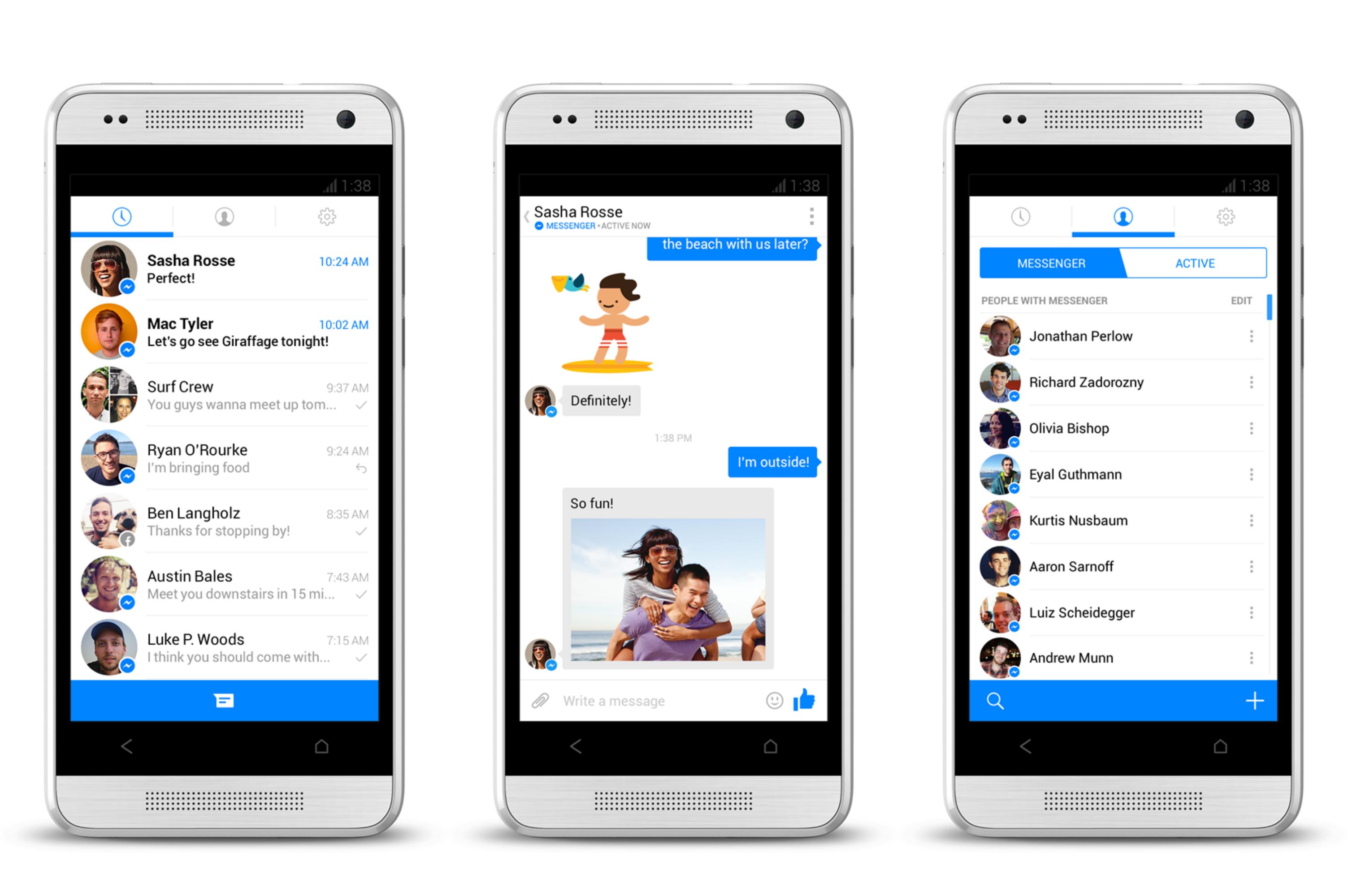 Facebook no carrega fotos no celular 40